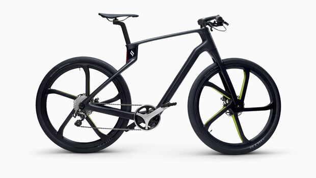 3D Carbonbike Superstrata Black