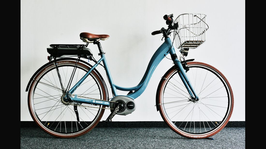 Bosch E-Bike-Motoren: Performance Line und Active Line  5