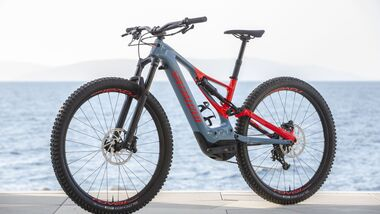 EM Specialized Turbo Levo 2019 MS Teaser