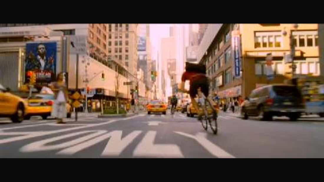 RB Sony Pictures Premium Rush Trailer
