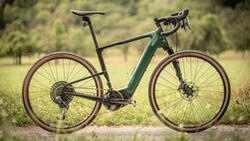 ROADBIKE E-Gravelbike Test 2020