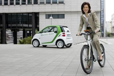 UB Annette Winker Smart E-Bike