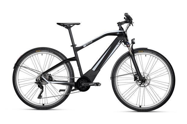 UB BMW Active Hybrid e-Bike Brose 2018