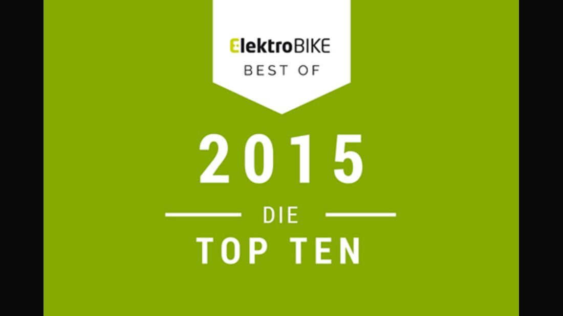 UB Best of top ten e-bike-geschichten 2015