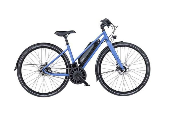 UB Binova Rethink E-Bike City Low