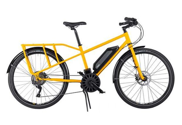 UB Binova Rethink E-Bike Longtail