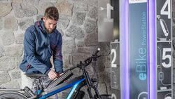 UB Bosch E-Bike Ladestationen