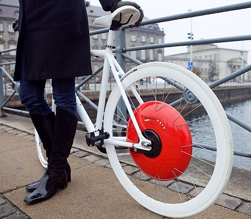 UB Copenhagen Wheel Video