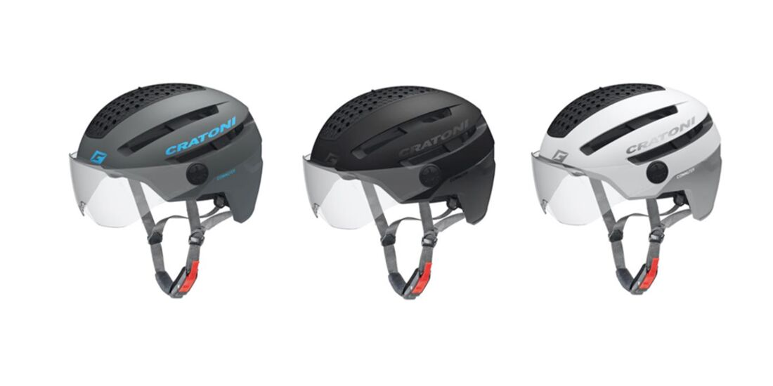 UB Cratoni Commuter E-Bike Helm