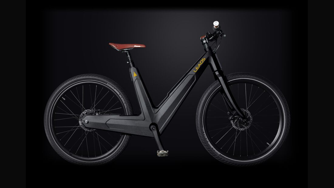 UB Design Carbon E-Bike Leaos
