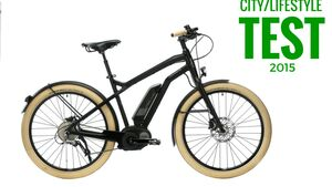 UB E-Bike-Test 2015 Teaser City/tour