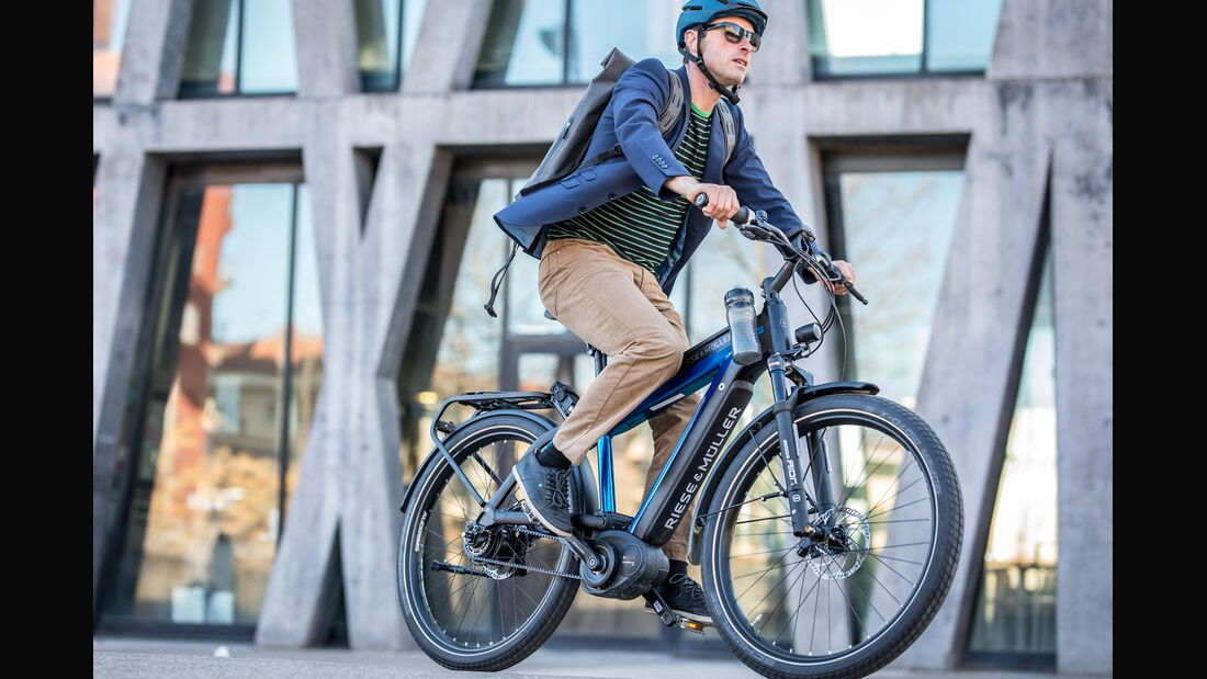 UB E-Bike-Test 2018