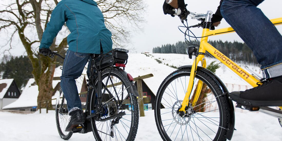 UB E-Bike Winter