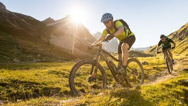 UB E-MTB E-Mountainbike