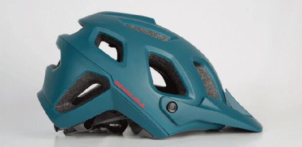 UB Endura Single Track Singletrack ii Helm 2