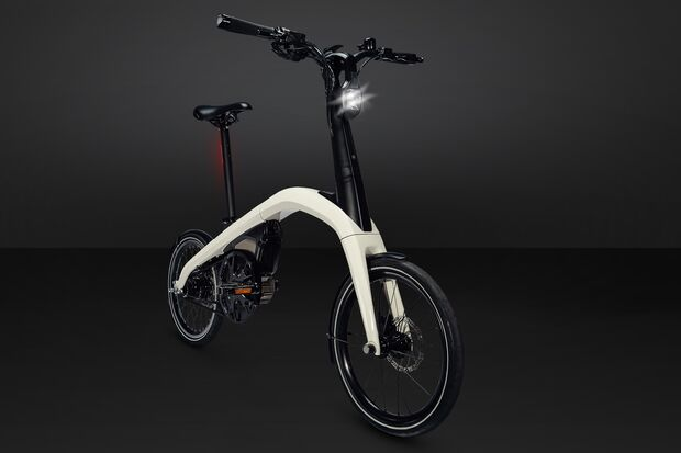 UB General Motors E-Bike 2