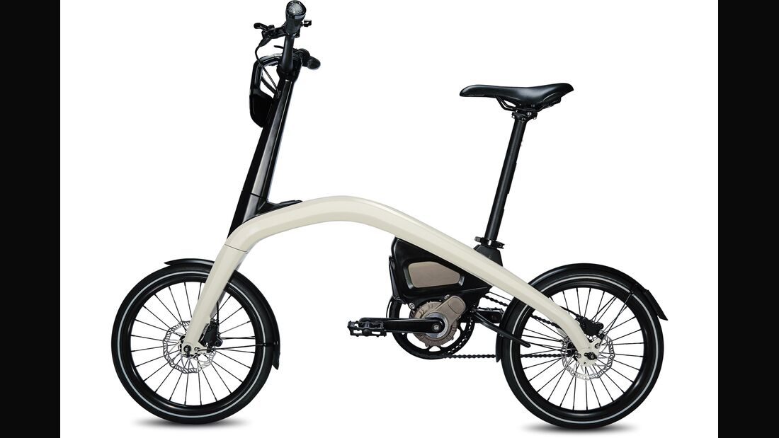 UB General Motors E-Bike