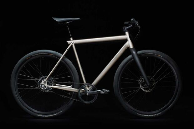 UB Geos Gravel E-Bike
