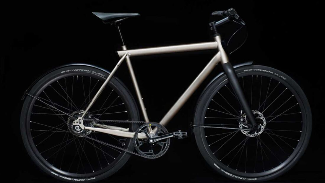 UB Geos Urban E-Bike