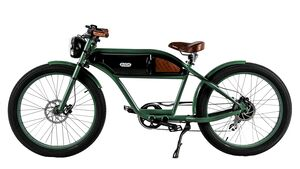 UB Greaser E-Bike Vintage Retro 04