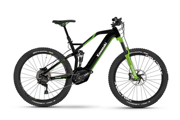 UB Kawasaki KBX 2.0 Full Suspension