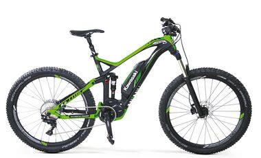 UB Kawasaki KSX 8.x Full suspension