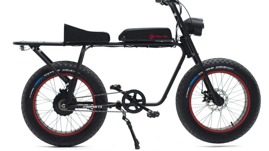 UB Lithium Cycles Super 73 Scout