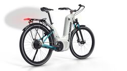 UB Pragma alpha 2.0 E-bike Brennstoffzelle Fuel Cell