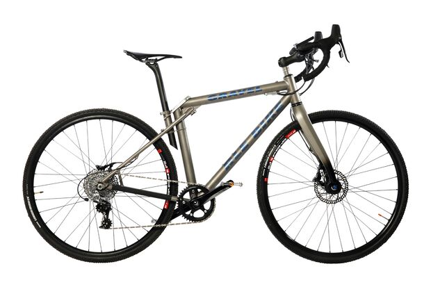 UB RLE Gravel E-Bike