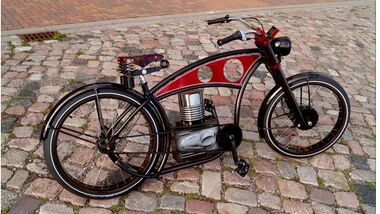 UB Retro E-Bike