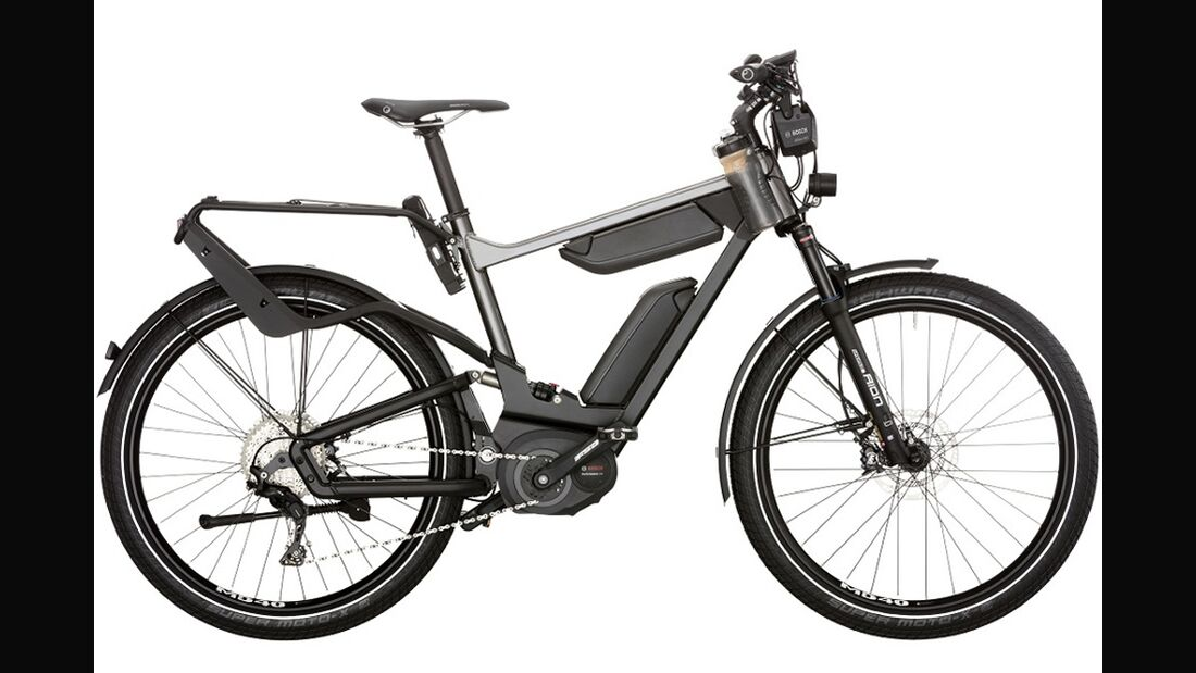 UB Riese Müller Delite Touring ABS