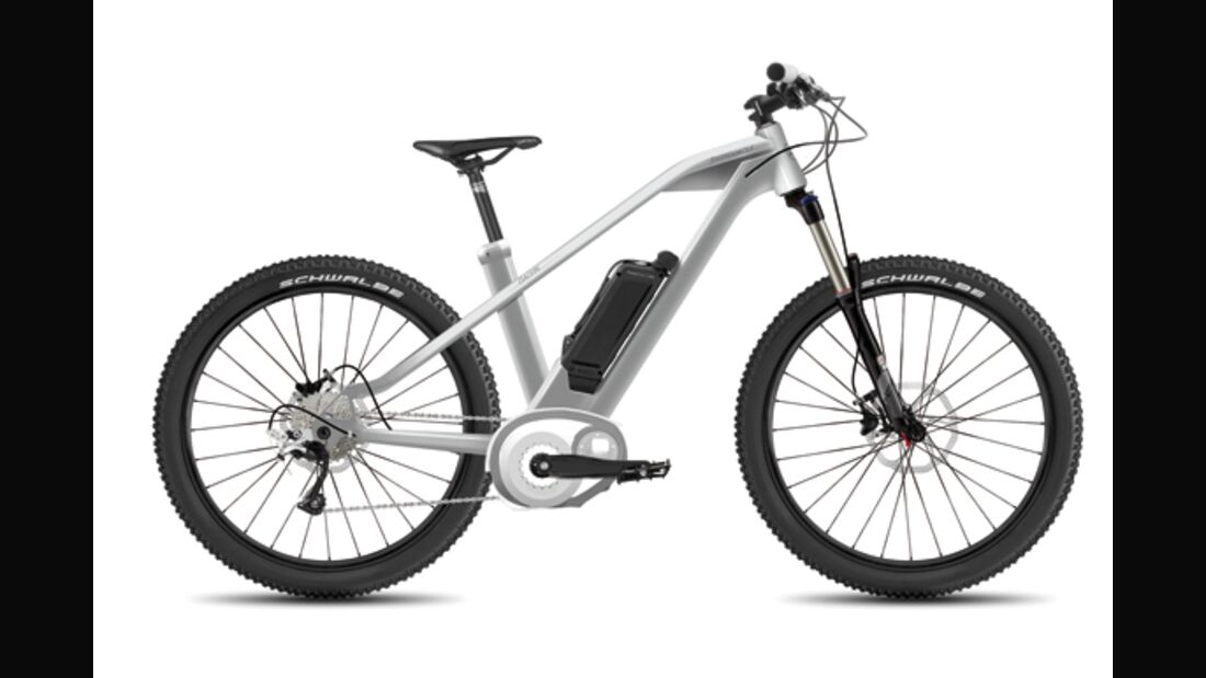 UB Steppenwolf E-Bike Neuheiten 2014 Galvin
