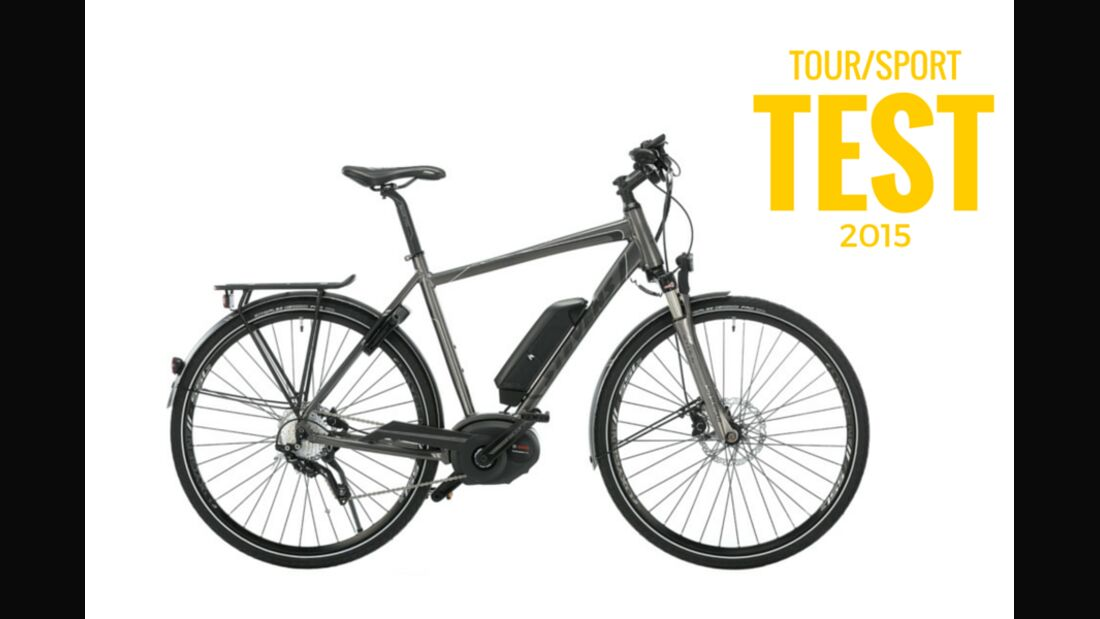 UB Teaserbild E-Bike-Test 2015 Tour Sport
