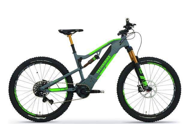 UB Technibike Votaro E-MTB Full Suspension