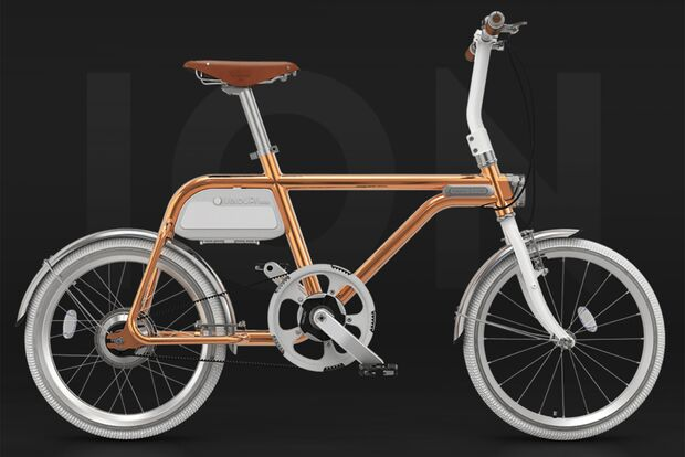UB Tsinova ION E-Bike