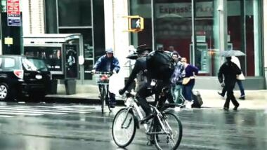 UB Video teaser New York City Bike wars