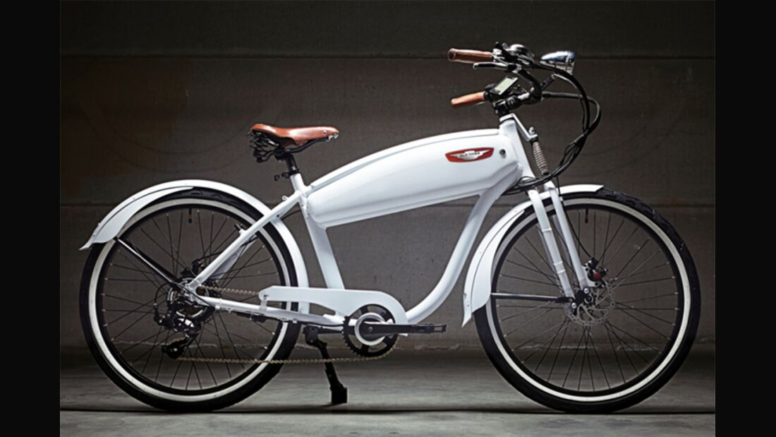 UB Wattitud Old Timer E-Bike 1