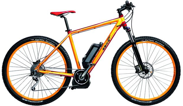 ub E-Bike/Pedelec E-Bike R004 29er MTB